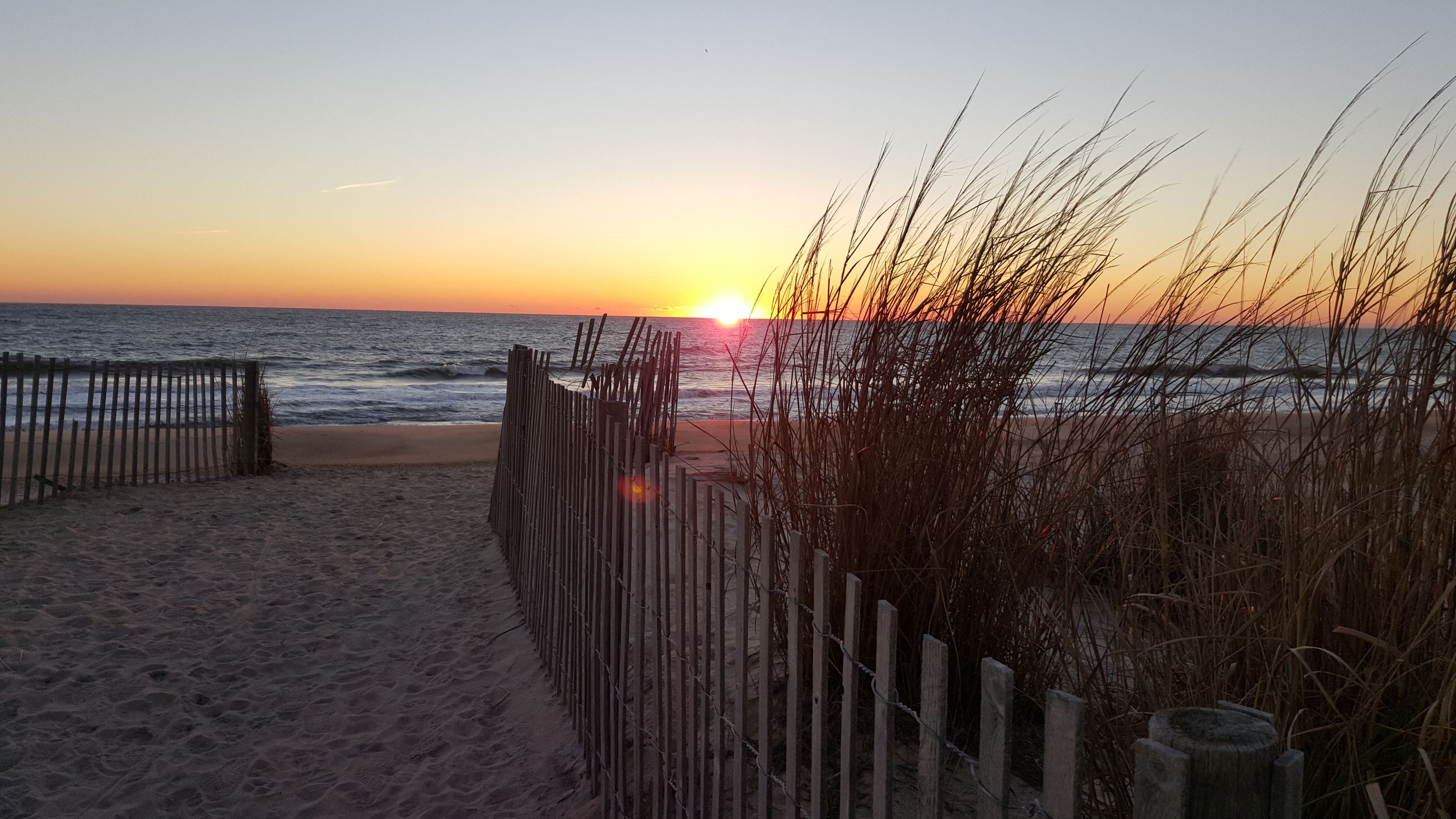 Bethany Beach Sunrise  10-31-15