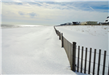 Bethany Beach winter wonderland
