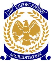 Law Enforcement Accreditation seal