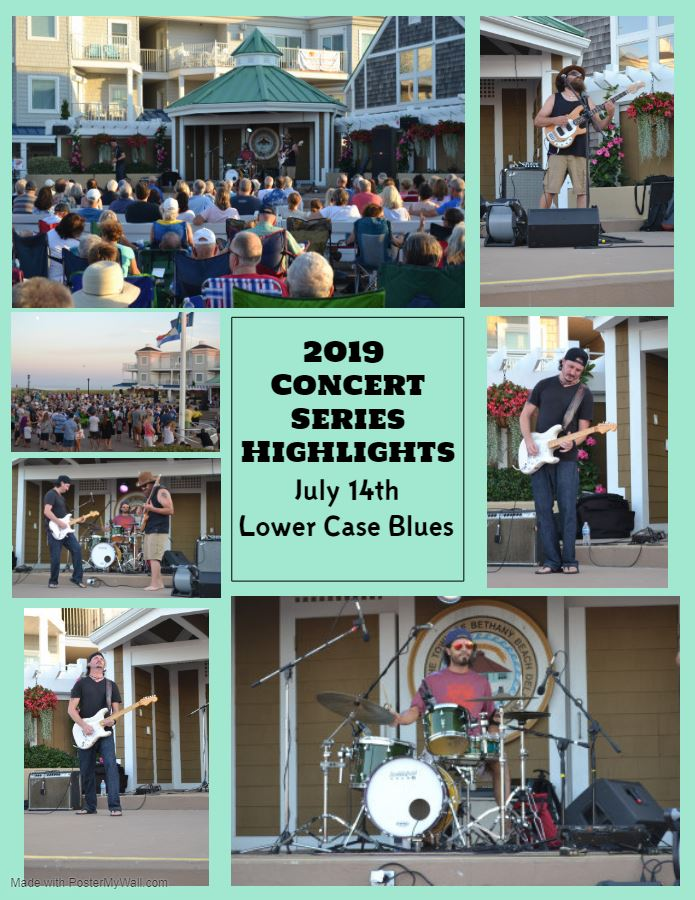 2019 Concert Series Highlights Lower Case Blues