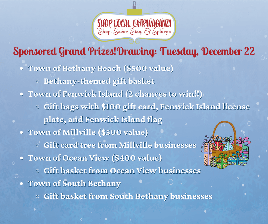 SPONSORED GRAND PRIZES_ Prize Drawing Tuesday, December 22 (3)