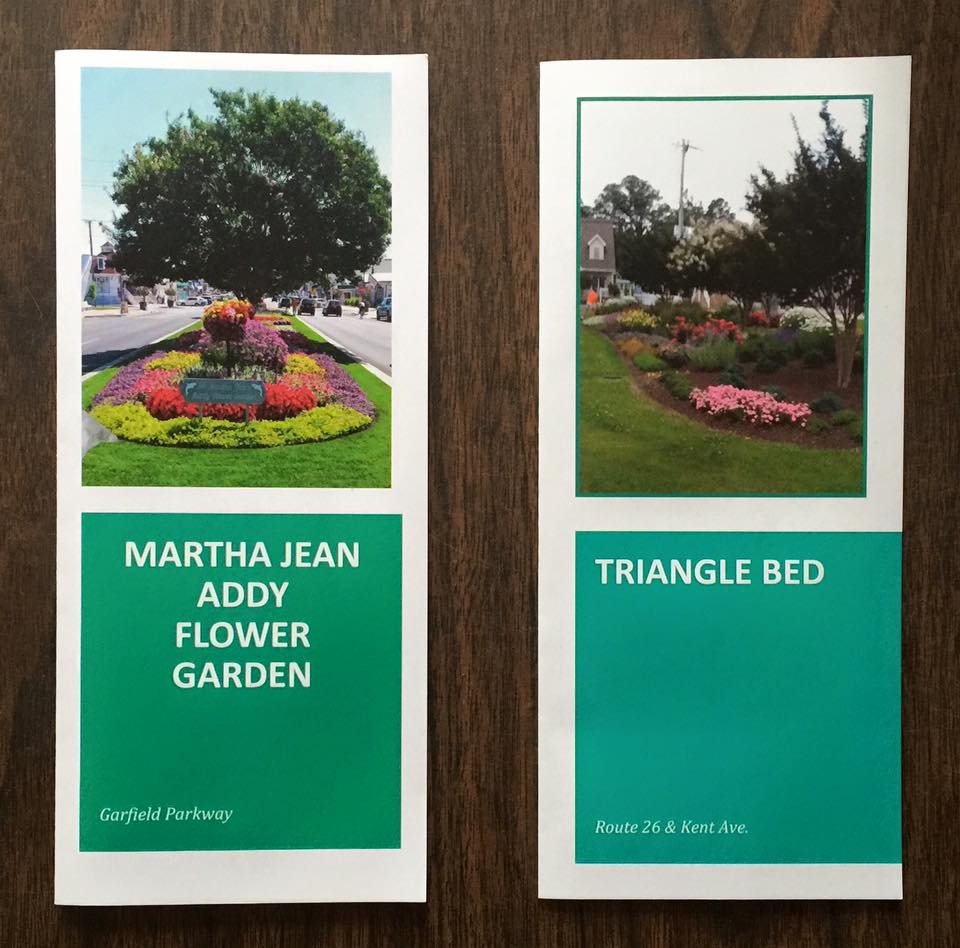 Landscape brochures available in Town Hall